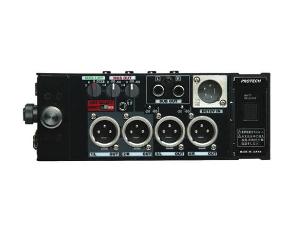 4CH フィールドミキサー FS-40X