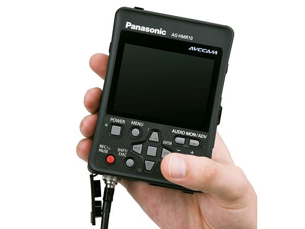 メモリーカードポータブルレコーダー AG-HMR10A