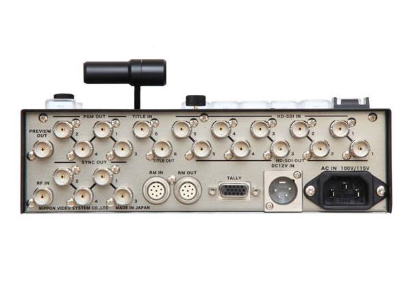 HDコンパクトライブスイッチャー VSE-500HD